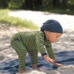 Nat�rliche Baby Strampler - alt