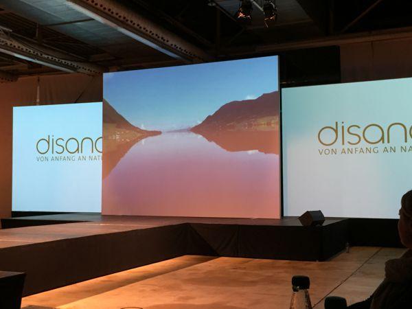 Disana - Einweihung neue Produktionhalle