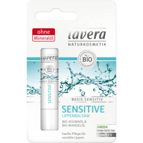 Lavera, Lippenbalsam Sensitive 4,5g