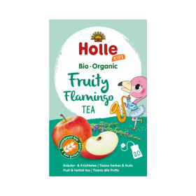 Holle, Fruity Flamingo Tea, 20 Btl, 36g