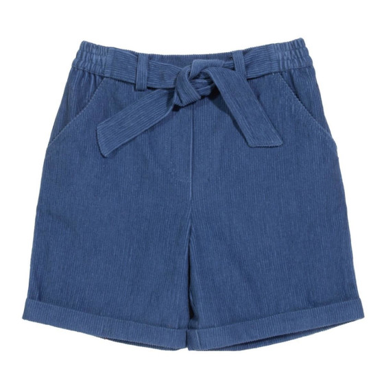 Kite Kids, Cord Shorts, blau
