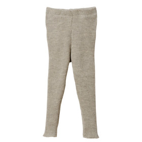 Disana, Strick-Legging, grau Gr. 62/68