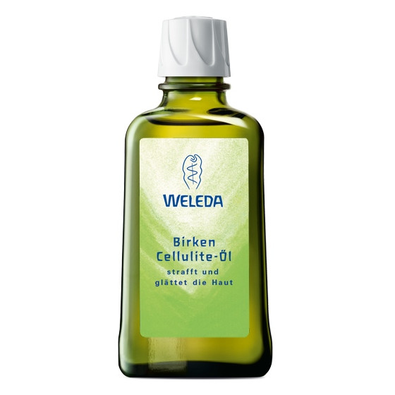 Weleda, Birken Cellulite Öl, 100ml