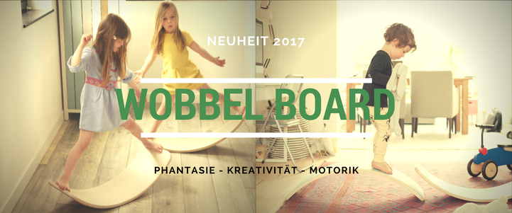 Das Balance Board für Kleine und Große